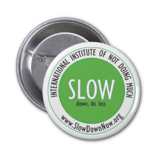 button of slow party