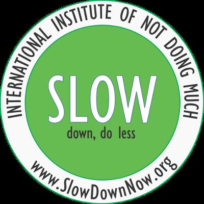 Congratulations! - International Institute of Not Doing Much